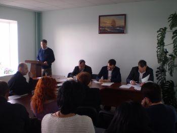 В Бердянську обговорили зміни в законодавстві щодо спецвикористання водних біоресурсів