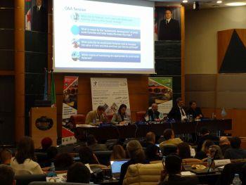 Представник від України взяв участь у регіональній конференції в Алжирі стосовно дрібномасштабного рибальства у Середземному та Чорному морях