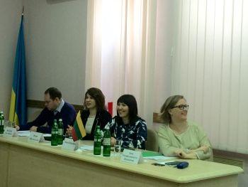 Литва  поділилася із Україною досвідом  розподілу квот на промлов