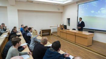 12 квітня розпочалось навчання рибних патрульних Києва та Київської області
