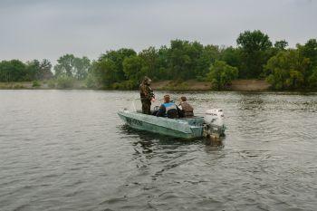 Рибний патруль готовий до виходу «на воду»,  щодо його оснащення сучасною технікою ВР голосуватиме 2 червня (ОНОВЛЕНО)