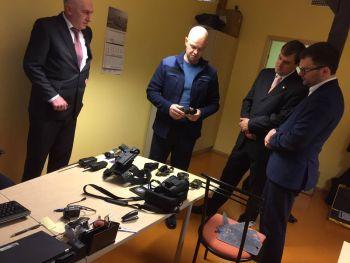 Україна та Естонія разом працюватимуть над електронізацією рибної галузі, - Ярема Ковалів