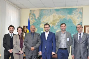 З 5 по 7 квітня в Держрибагентстві відбулось засідання Робочої групи ГКРС
