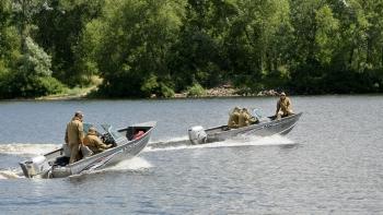 Київський рибоохоронний патруль вилучив 33,4 км незаконних сіток за весь час роботи