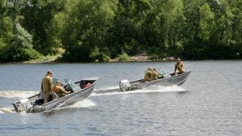 Ефективність рибоохоронної роботи в першому півріччі 2017 р. зросла у 8 разів, - Держрибагентство