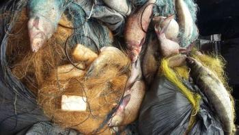 Полтавський рибоохоронний патруль затримав браконьєрів зі збитками в 59 тис грн, при затриманні чинився опір