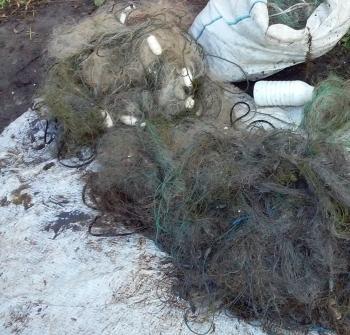 Донецький рибоохоронний патруль виявив грубе порушення на 42 тис грн біля лінії зіткнення
